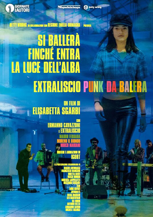 Extraliscio Locandina film